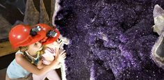 Worlds biggest Amethyst Geode – The 'Empress of Uruguay' – Atherton Tablelands, Cairns