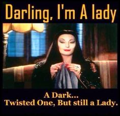 Sometimes the situation becomes so funny that you can't resist laughing. Funny and hilarious images are something to cheer about. These images give us relaxing period at will. Here are 24 humor pictures Halloween Humor, Halloween Quotes, Addams Family Quotes, Gomez And Morticia, Morticia Addams, Me Quotes, Funny Quotes, Rebel Quotes, Humor Quotes
