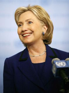 Born in Chicago, Hillary Clinton is married to former US President Bill Clinton. She was sworn in as the 67th Secretary of State of the United States on January 2009. Though she was the 25th woman to run for US president, she was widely regarded as the first female candidate to have held a very strong chance of winning the nomination of a major party and the presidential election. ~ Vogue, 15 ICONIC WOMEN