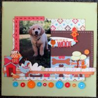 scrapbook ideas craft-ideas great for on your wall!!!!!!!