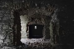 Mysterious ruins
