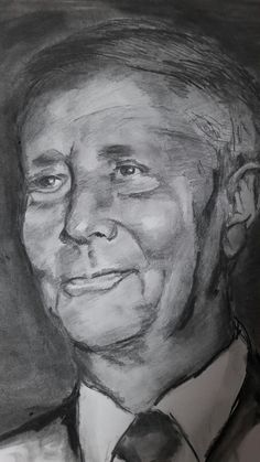 Portret - grafietpotlood
