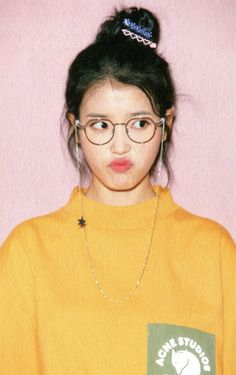 Photo album containing 186 pictures of IU Aesthetic Gif, Aesthetic Photo, Blackpink Fashion, Fashion Beauty, Iu Hair, Wallpaper Dekstop, Cute Glasses, Girl Artist, Simple Minds
