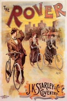 In 1889 the company became J. K. Starley & Co. and in the late 1890s, it became the Rover Cycle Company