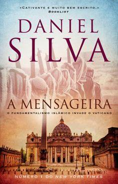 A Mensageira , Daniel Silva. Compre livros na Fnac.pt