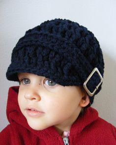 Toddler Hat,  via Etsy.