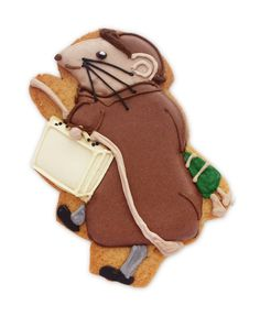 Johnny Town Mouse | From the Biscuiteers Beatrix Potter collection | £39.50 for 16 biscuits | Worldwide delivery