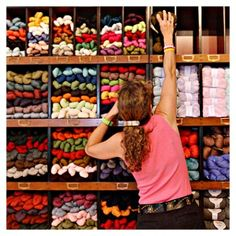 So excited for our class in just a few hours (AT 6PM) at Knot Just Knits in Oak Park, Illinois!!