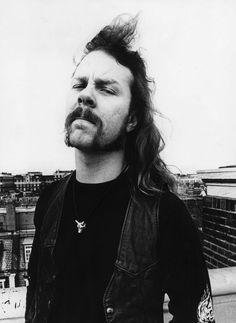 James #Hetfield, #Metallica