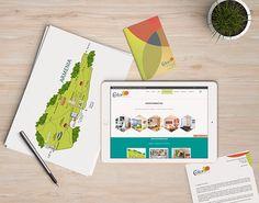 #DiseñoWeb #Responsive #OnePage  www.edificiocolor.com