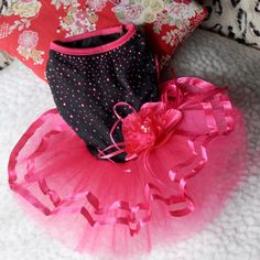 Cute-Pet-Dog-Bling-Bling-Tutu-Dress-Lace-Skirt-Cat-Princess-Clothes-Flower-Dress