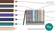 LE NUOVE MATITE OCCHI di ESTÉE LAUDER Double wear stay-in-place Eye Pencil