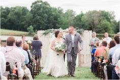 Holly Springs Family Farm Wedding Carmen + Chip