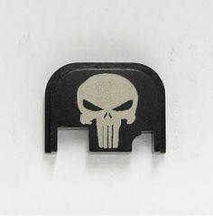 Glock - Engraved Slide Cover Plate