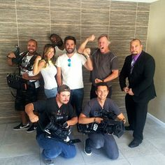 It takes muscle to be #FlippingVegas all the time, which is why we keep Amie Yancey around. #ScottYancey