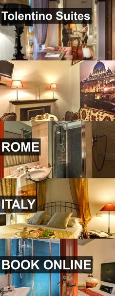 Hotel Tolentino Suites in Rome, Italy. For more information, photos, reviews and best prices please follow the link. #Italy #Rome #travel #vacation #hotel