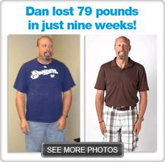 Dan lost 79 pounds with Medithin Weight Loss Clinics