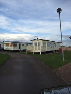 Luxury 3 bedroom static caravan holiday home with some sea views, with front enclosed veranda & seating on Skipsea Sands Holiday Park, East Yorkshire. Holiday Park, Next Holiday, Static Caravan Holidays, Rent Me, East Yorkshire, Sands, Homes, Dog, Luxury