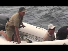 Last footage of Crocodile hunter Steve Irwin emerges on Australia's Great Barrier Reef while filming giant stingrays | Metro News