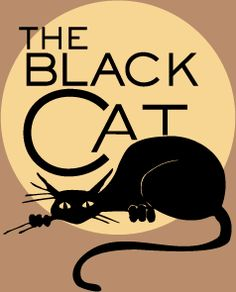 Black Cat Logo...