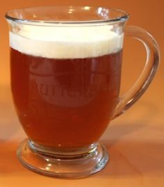 Butterbeer Recipes... Both a cold version and a hot version. =]