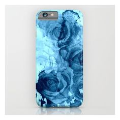 Roses Underwater iPhone & iPod Case ($35) ❤ liked on Polyvore featuring accessories, tech accessories and iphone & ipod cases