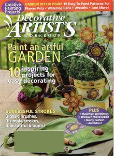 Decorative Artists Workbook04 - marcia dangelo - Picasa Web Albums...