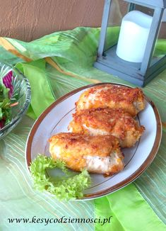 Polish Recipes, Chicken Wings, Poultry, Ale, Chicken Recipes, Food And Drink, Menu, Healthy Recipes, Cooking