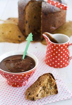 Receta clásica de panettone de chocolate y naranja. Cómo hacer un panettone casero | Receta paso a paso | Unodedos.com