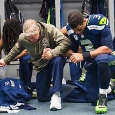 And on the 12th day God created The Legion of Boom... Amen &  Go Hawks!