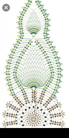 "Photo from album ""Салфетки on Yandex.Disk - Her Crochet Crochet Table Runner Pattern, Crochet Doily Diagram, Crochet Doily Patterns, Crochet Mandala, Crochet Chart, Crochet Motif, Crochet Designs, Crochet Doilies, Diy Crafts Crochet"