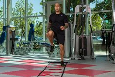Fitness pro presents 10 exercises that every man should be doing. Whether your fitness goals are to increase lean muscle, improve definition or simply lose a few of the extra pounds you've picked up over the years, these exercises will help you reach them.