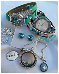 Origami Owl, Spring 2016 collection.