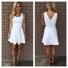 extremely classy; i could dress this up or use it as a casual sundress