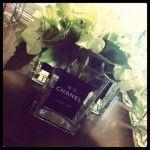 Chanel No 5 Black Label Vase $20 plus flat fee shipping www.bougiesdeluxe.com.au