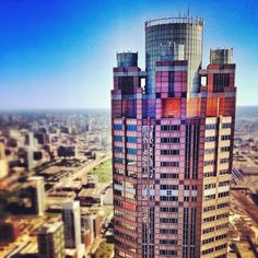 Such a wonderful shot from the Willis Tower by chrismacg.