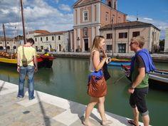 """""""The port of Cesenatico and Frecce Tricolori"""" by @Jess_Dante"""