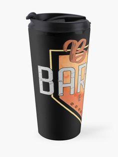 Best Barista Ever Cool Gift Idea Travel Mug Gift idea but first coffee Travel Mug Coffee, But First Coffee, Travel Gifts, Barista, Cool Gifts, Mugs, Cool Stuff, Tableware, Design