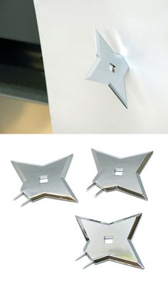 Ninja Tacks... I Must Have These!!!!... Lol