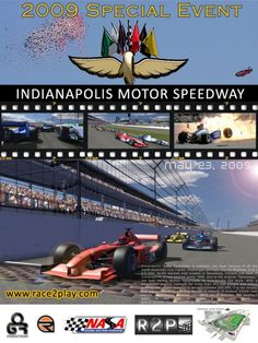 indianapolis 500  - Twice