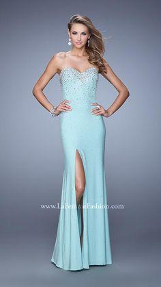 La Femme 20538   La Femme Fashion 2015 - La Femme Prom Dresses - La Femme Short Dresses