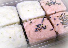 Rosemary Mint, lavande bulgare - Duo Cubes de sucre gommage corps polonais par apaisante mousse savon artisanal sur Etsy, $10.23 CAD
