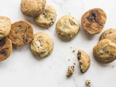Chelsea winter Delicious chocolate chip cookies - soft and chewy and loaded with chunks of delicious chocolate! Quick and easy to make. Delicious Chocolate, Chocolate Recipes, Stevia Chocolate, Baking Recipes, Cookie Recipes, Soft Chocolate Chip Cookies, Cookies Soft, Chocolate Chips, No Sugar Foods