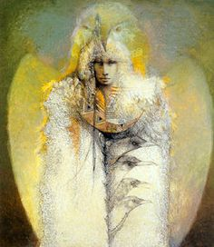 Shaman by Susan Seddon-Boulet  Archival Prints and Original Art - Turning Point Gallery