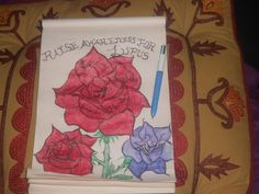"""My New Years resolution all done with the Bic 4 Color Pen :) From My Smiley360 mission"" - Kitti"