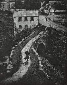 luzfosca:  Adolph Fassbender Rain, 1937 Thanks toundr