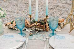 Nautical Inspiration Wedding in Etretat, Normandy - Kasia Bacq - Wedding Photographer