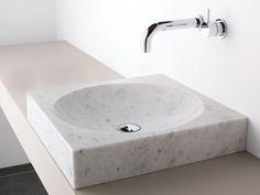 OMVIVO  Cubo Stone [Carrara]