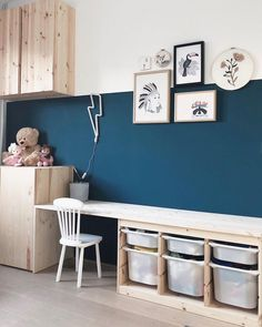mommo design 10 ways to use ikea ivar in the kids Kids Room Paint, Room Paint Colors, Colorful Furniture, Kid Beds, Boy Room, Decoration, Kids Bedroom, Design, Home Decor