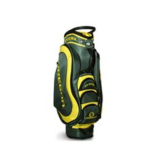 Team Golf Oregon Ducks Medalist Cart Bag, Multicolor